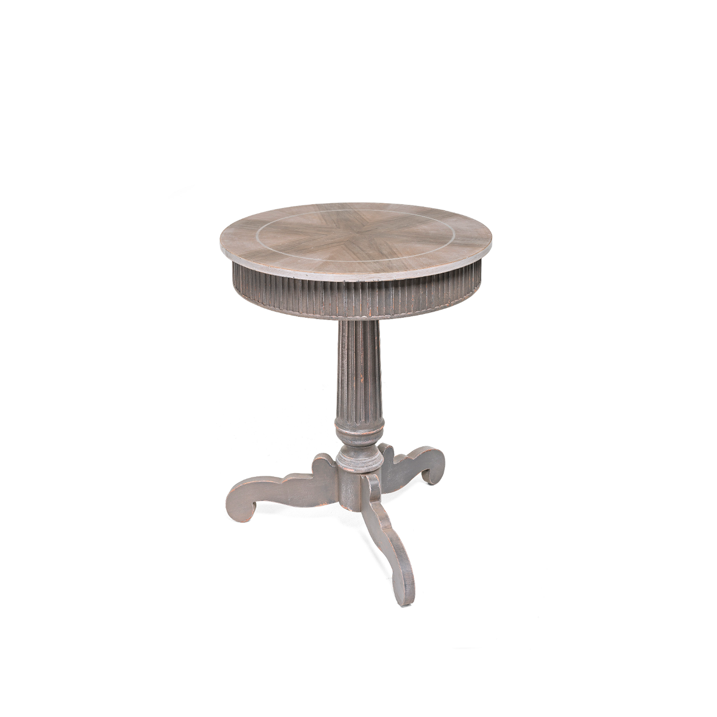 Round End Table (Code 2853) Image
