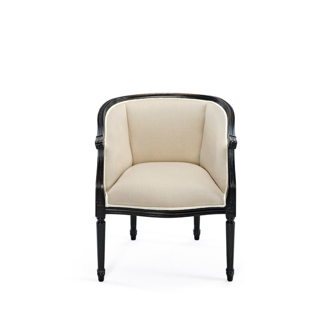 Louis XVI Tub Chair (Code 7363) Image