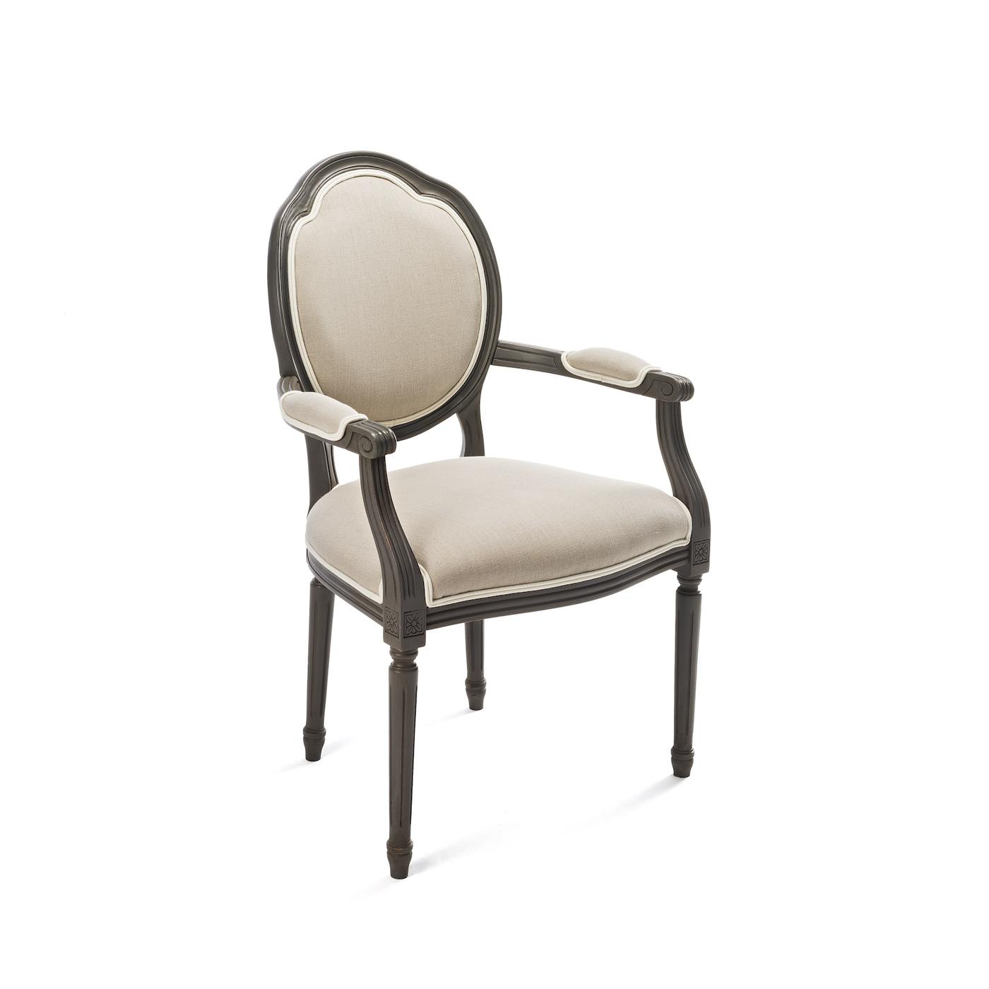 Louis XVI Armchair (Code 7370) Image