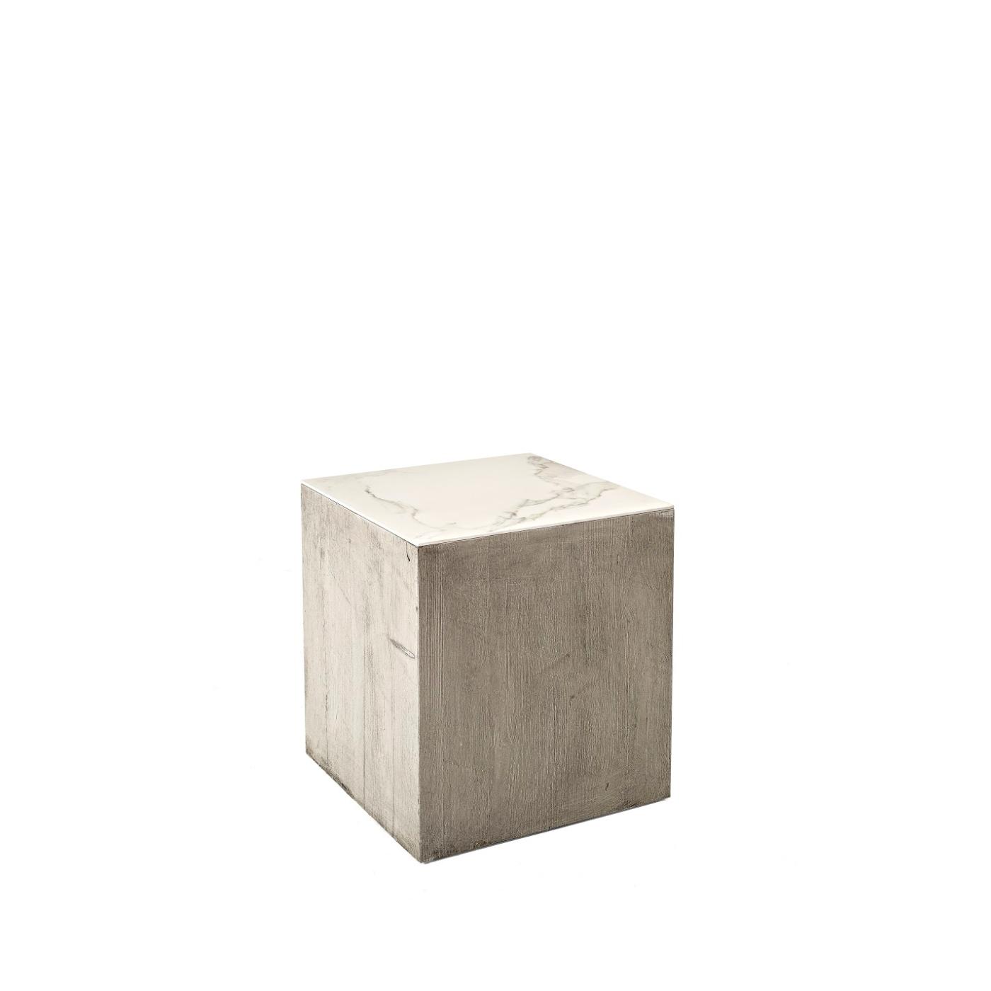 Cube on Castors (Code 7583) Image